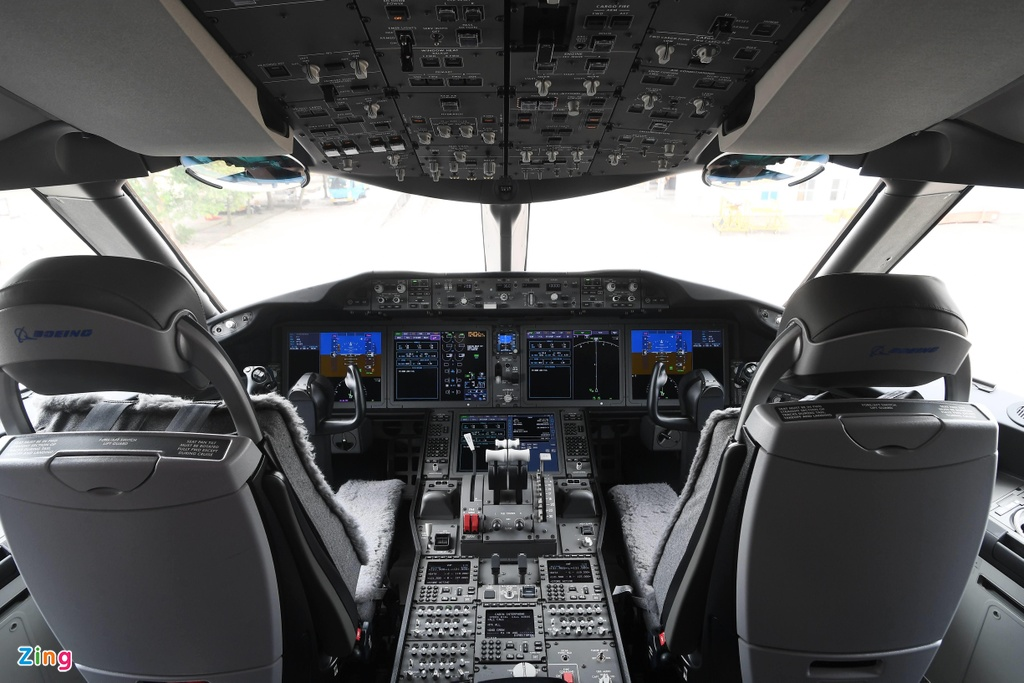 Boeing 787-10 dau tien tai Viet Nam anh 4