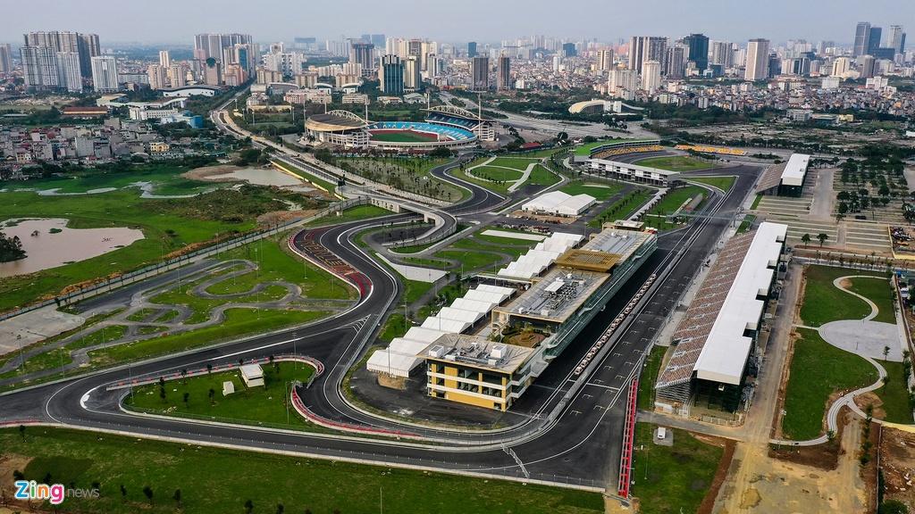 Toan canh duong dua F1 o Ha Noi hinh anh 1 f1_racing_zing1.jpg