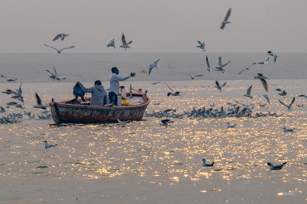 Cuoc song nguoi dan Varanasi o An Do anh 3