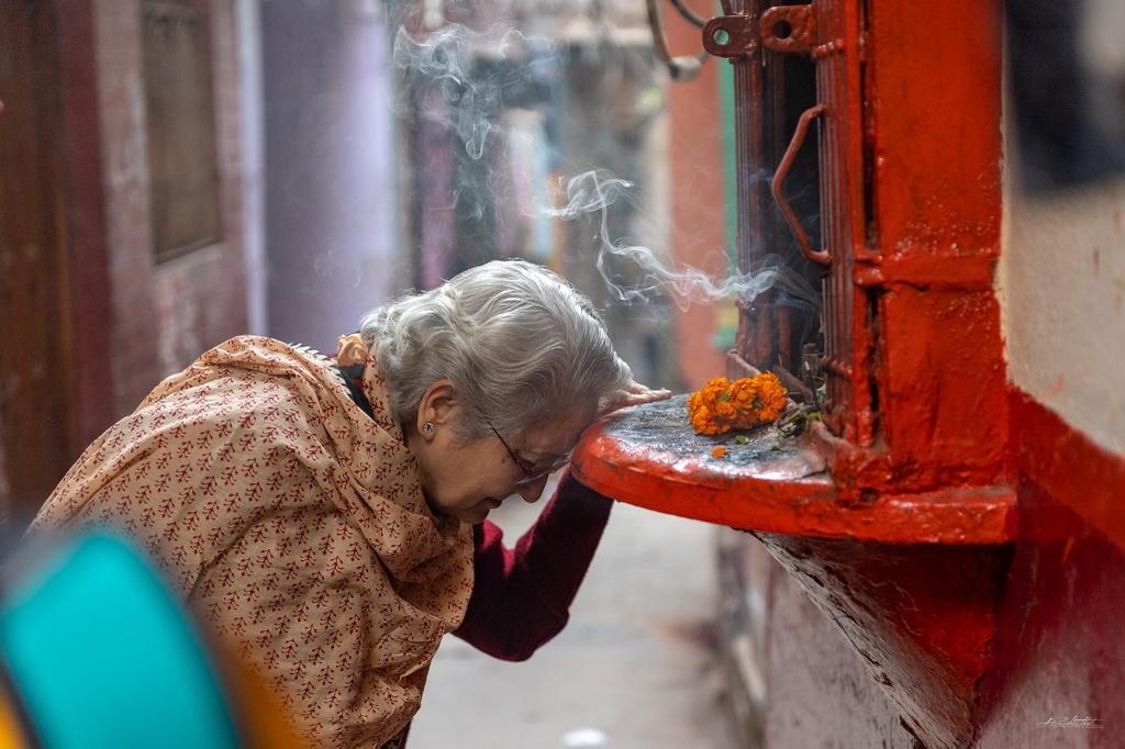 Cuoc song nguoi dan Varanasi o An Do anh 8
