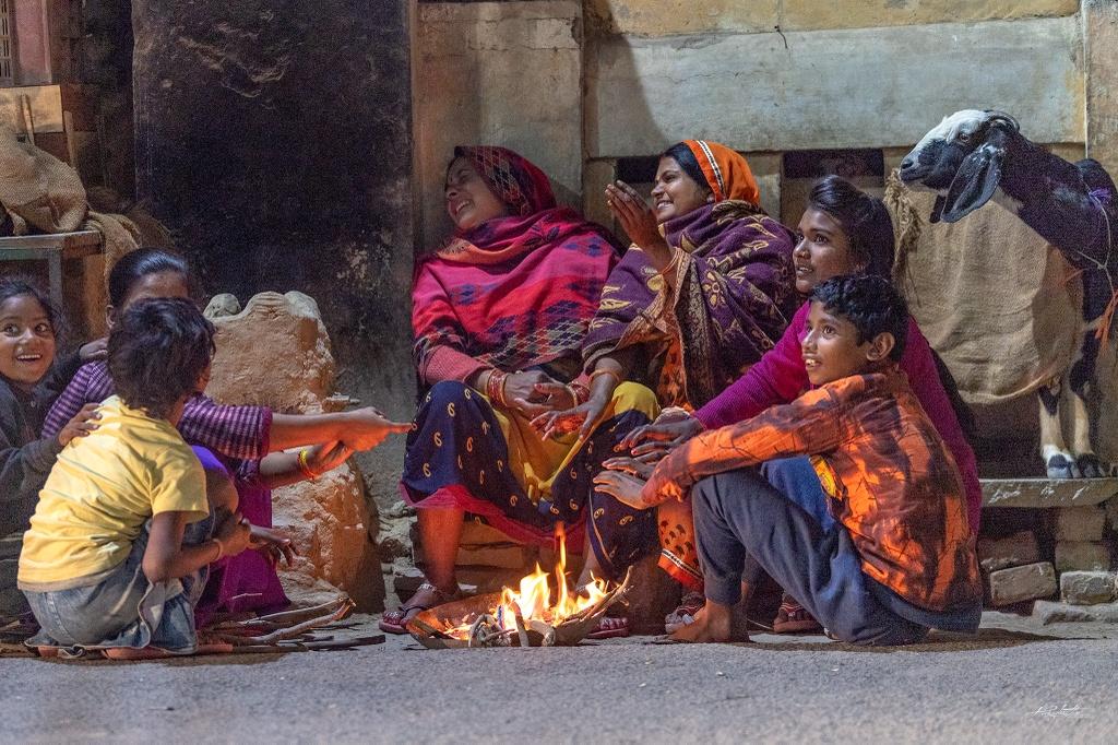 Cuoc song nguoi dan Varanasi o An Do anh 9