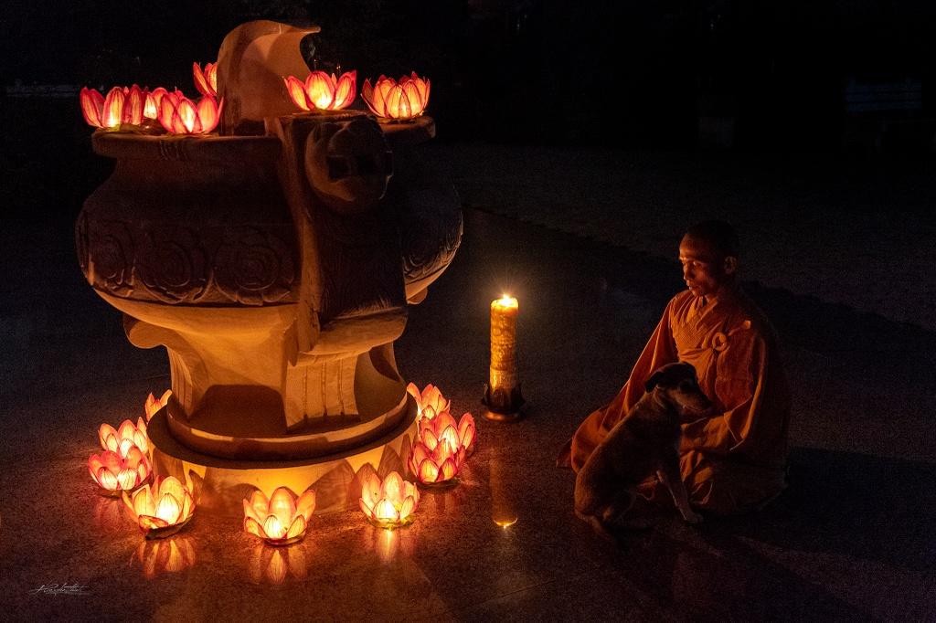 Cuoc song nguoi dan Varanasi o An Do anh 14