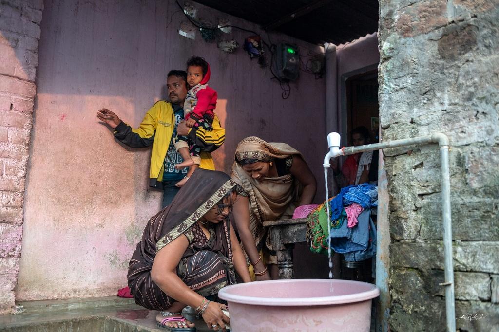 Cuoc song nguoi dan Varanasi o An Do anh 10
