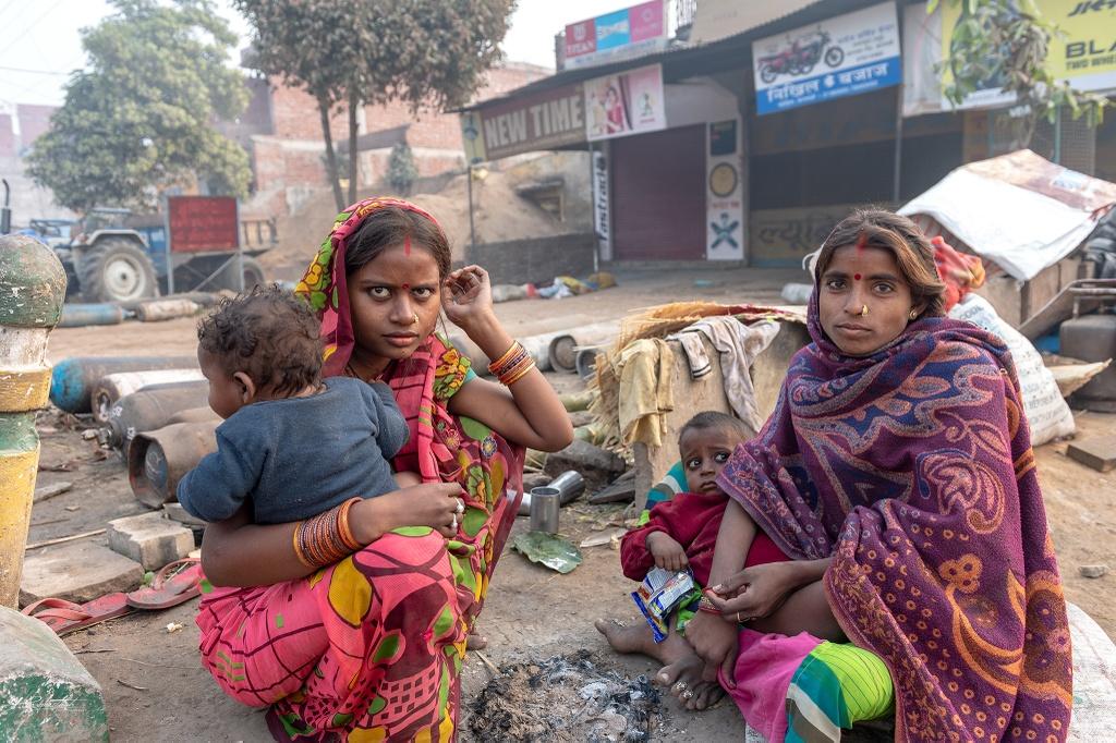 Cuoc song nguoi dan Varanasi o An Do anh 12