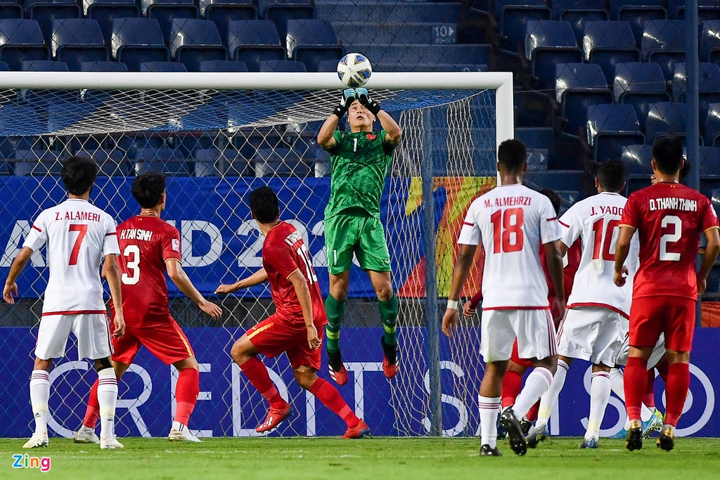 Nhung cau thu choi noi bat trong tran hoa UAE cua U23 Viet Nam hinh anh 9 u23_vn_101_zing10.jpg
