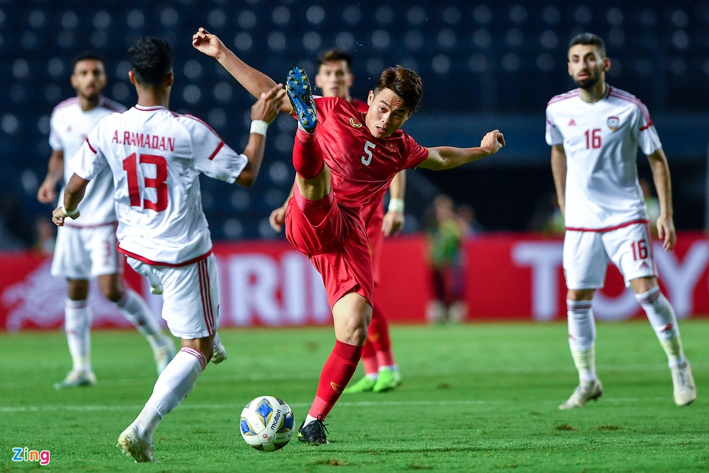 Nhung cau thu choi noi bat trong tran hoa UAE cua U23 Viet Nam hinh anh 8 u23_vn_101_zing12.jpg