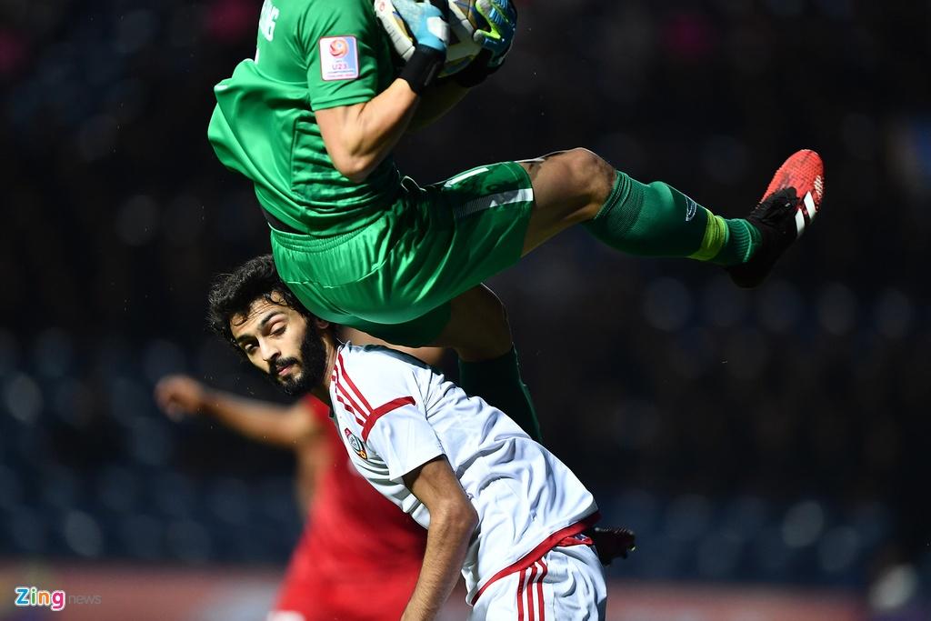Nhung cau thu choi noi bat trong tran hoa UAE cua U23 Viet Nam hinh anh 10 u23_vn_101_zing15.jpg