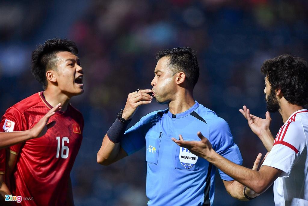 Nhung cau thu choi noi bat trong tran hoa UAE cua U23 Viet Nam hinh anh 11 u23_vn_101_zing16.jpg