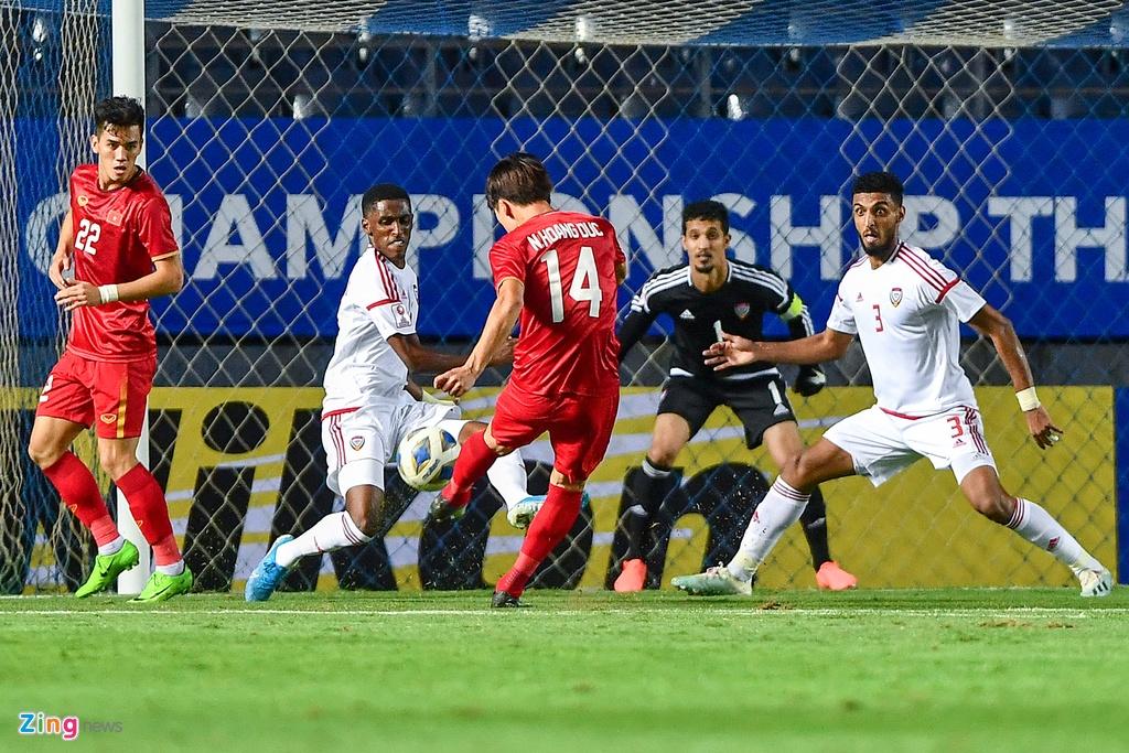 Nhung cau thu choi noi bat trong tran hoa UAE cua U23 Viet Nam hinh anh 12 u23_vn_101_zing17.jpg