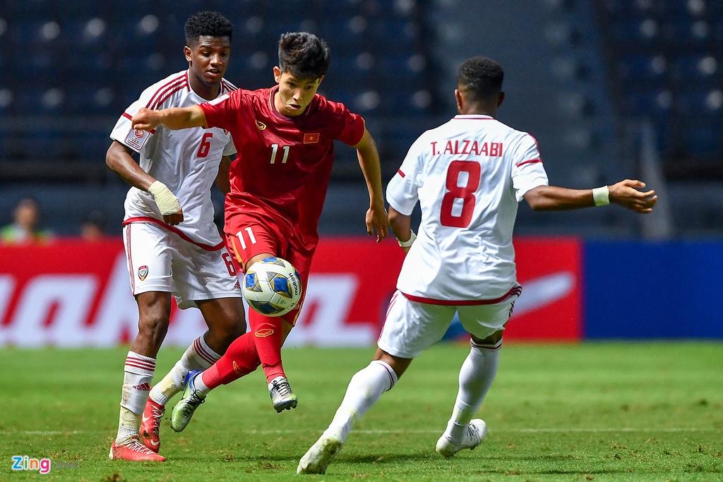 Nhung cau thu choi noi bat trong tran hoa UAE cua U23 Viet Nam hinh anh 16 u23_vn_101_zing23.jpg
