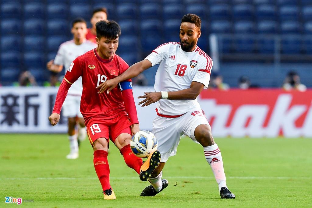 Nhung cau thu choi noi bat trong tran hoa UAE cua U23 Viet Nam hinh anh 4 u23_vn_101_zing5.jpg
