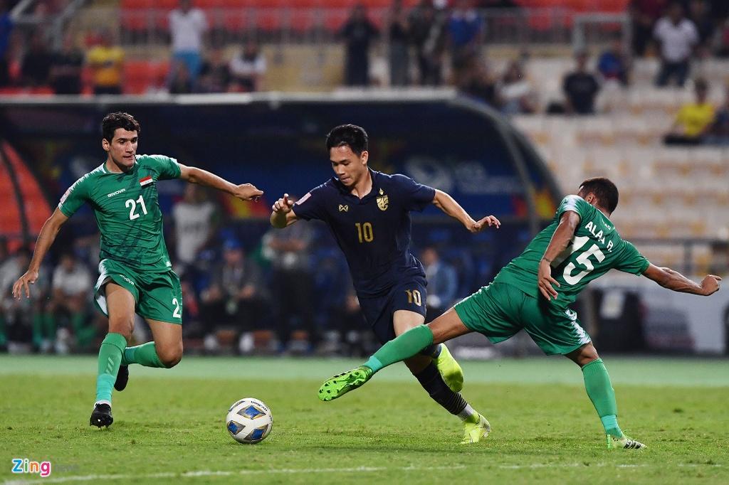 U23 Thai Lan vao tu ket giai chau A 2020 anh 9