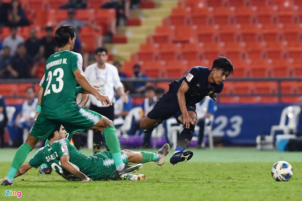 U23 Thai Lan vao tu ket giai chau A 2020 anh 4