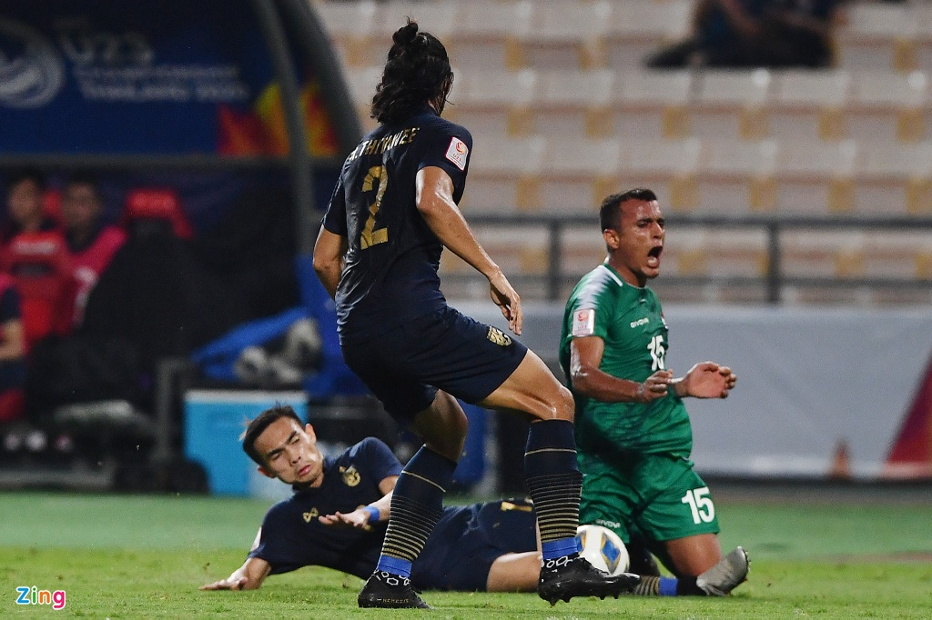 U23 Thai Lan vao tu ket giai chau A 2020 anh 3