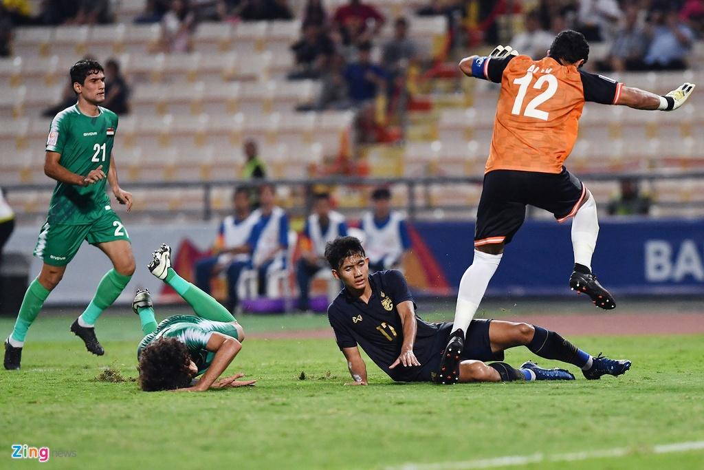 U23 Thai Lan vao tu ket giai chau A 2020 anh 16