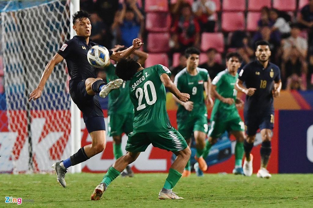 U23 Thai Lan vao tu ket giai chau A 2020 anh 5