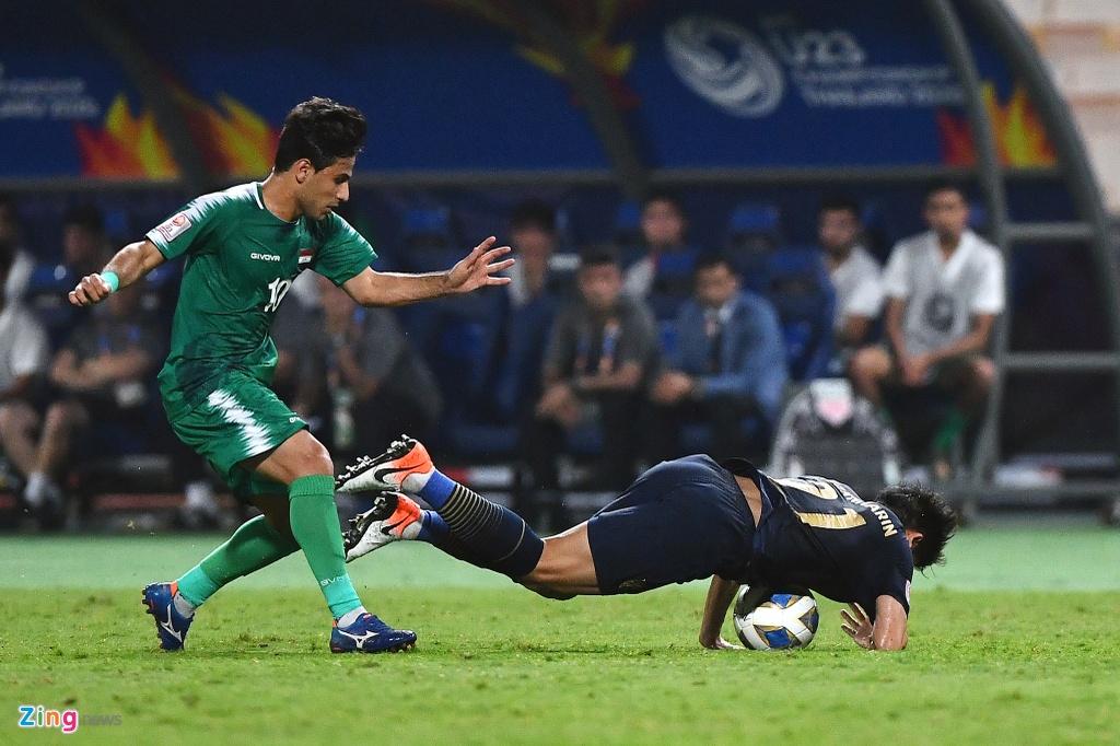 U23 Thai Lan vao tu ket giai chau A 2020 anh 7