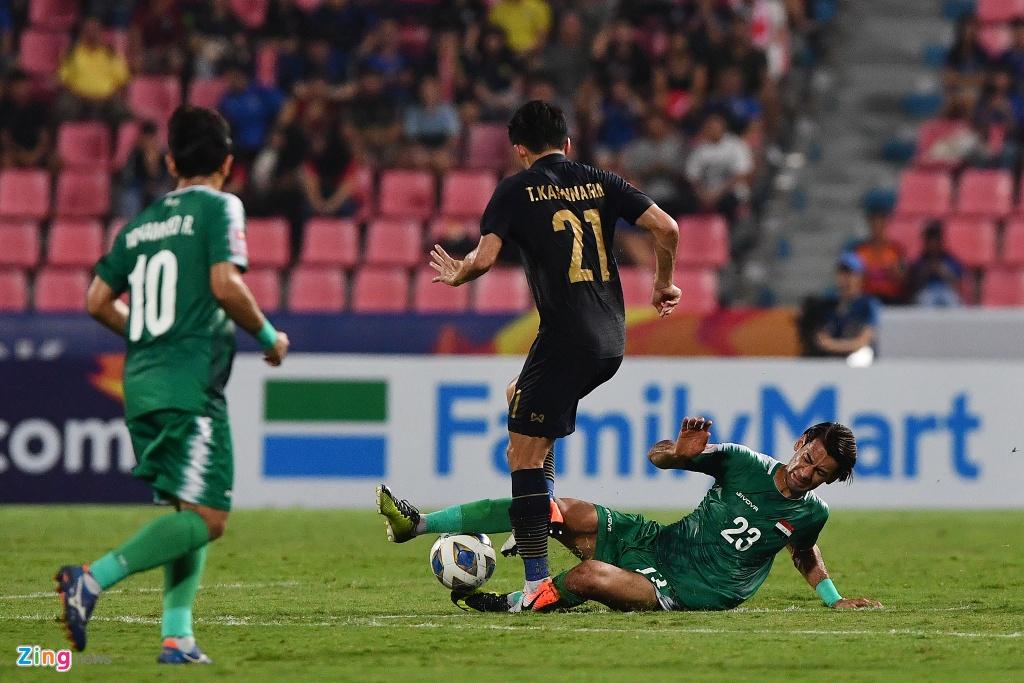 U23 Thai Lan vao tu ket giai chau A 2020 anh 8