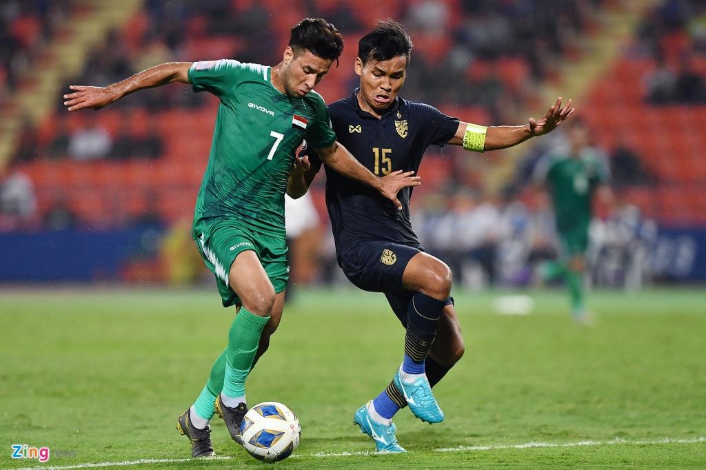 U23 Thai Lan vao tu ket giai chau A 2020 anh 1