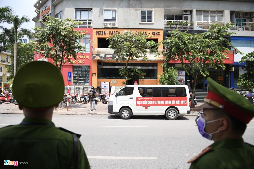 khu trung quan pizza Tran Thai Tong anh 7