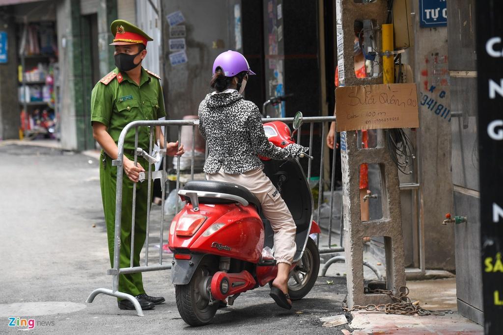 khu trung quan pizza Tran Thai Tong anh 11