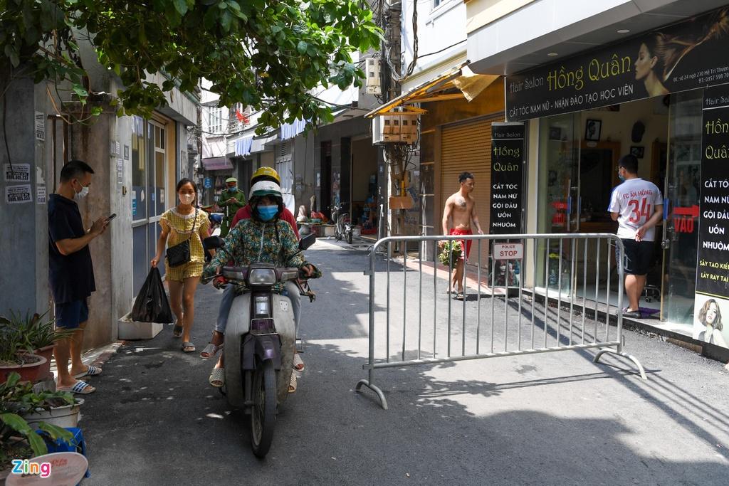 khu trung quan pizza Tran Thai Tong anh 8