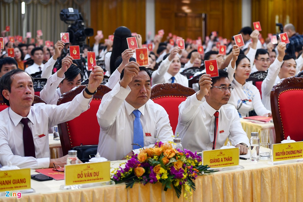 Bi thu Yen Bai khong co ten trong danh sach BCH khoa moi anh 2