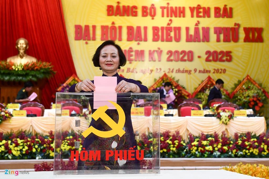 Bi thu Yen Bai khong co ten trong danh sach BCH khoa moi anh 3