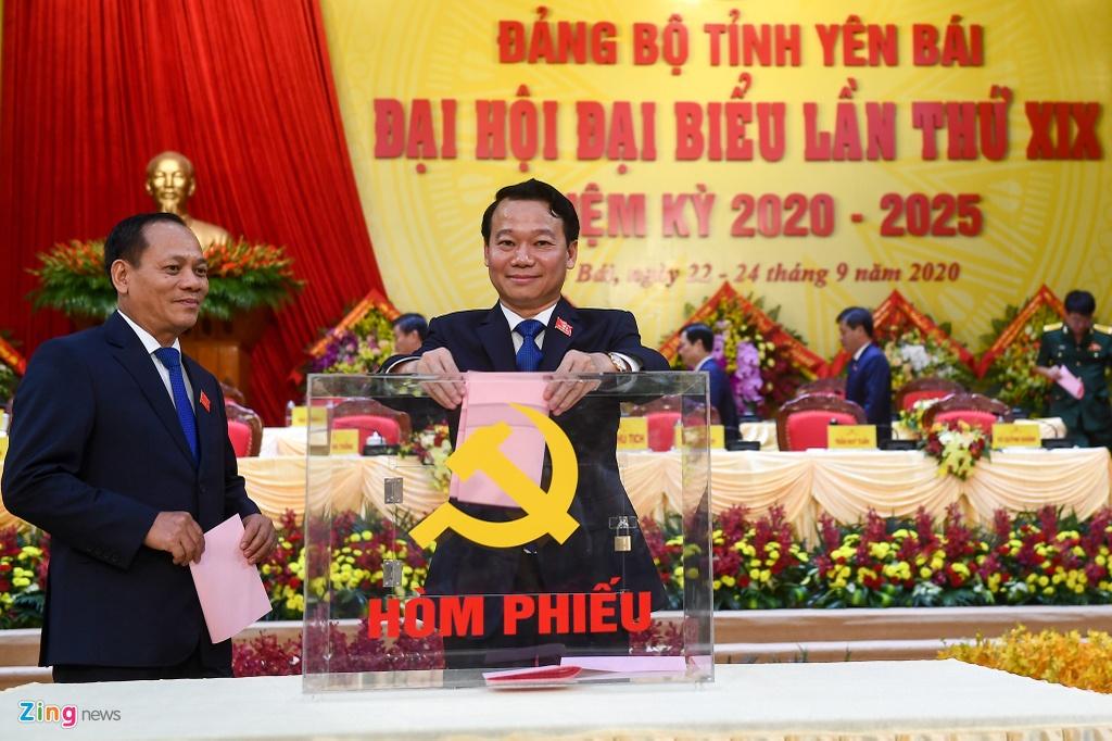 Bi thu Yen Bai khong co ten trong danh sach BCH khoa moi anh 4