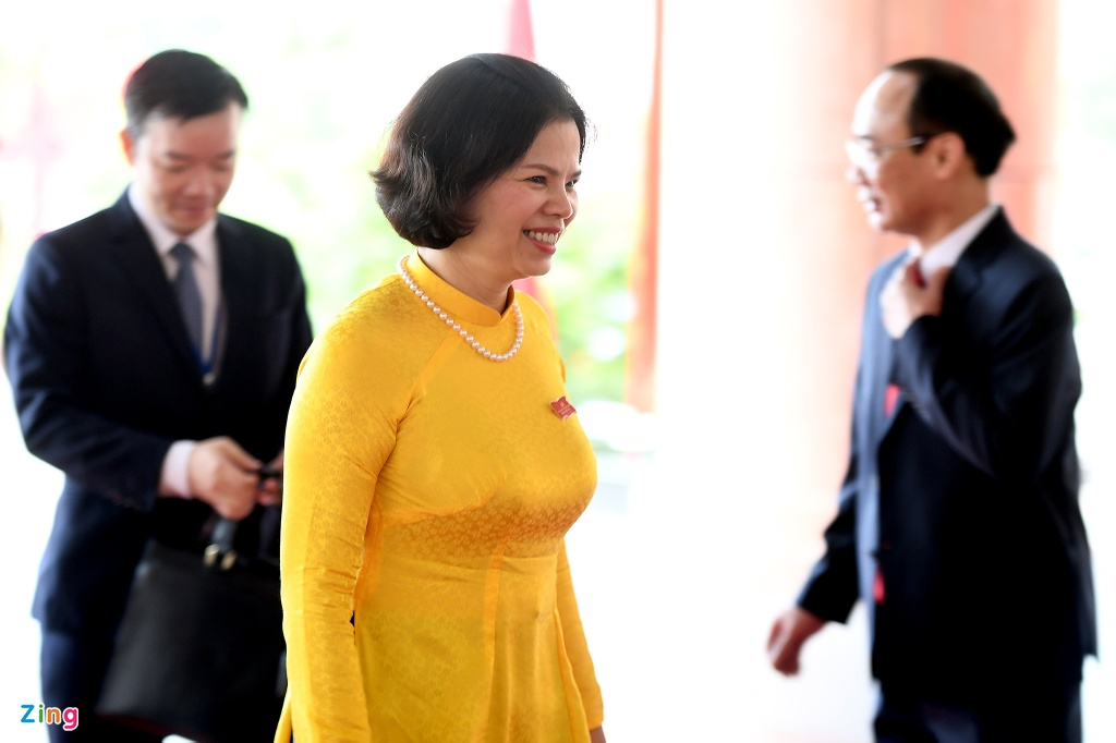 lanh dao ve du dai hoi dang bo Bac Ninh anh 9