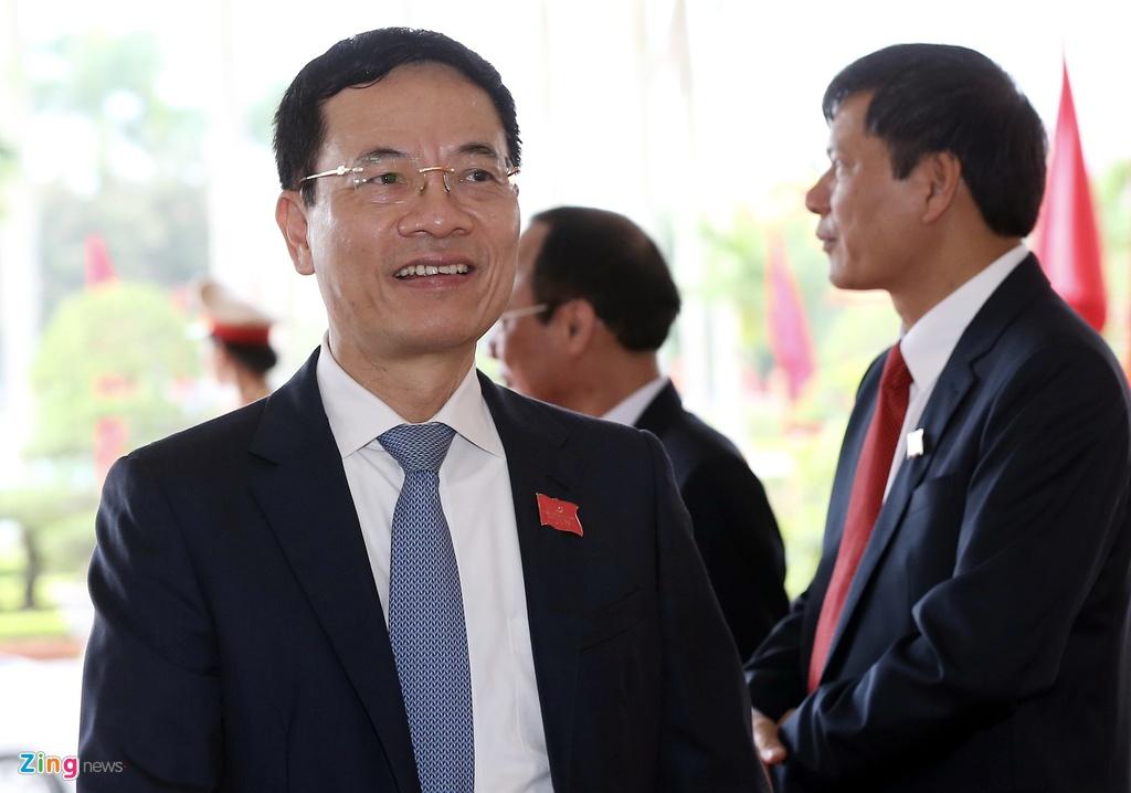 lanh dao ve du dai hoi dang bo Bac Ninh anh 5
