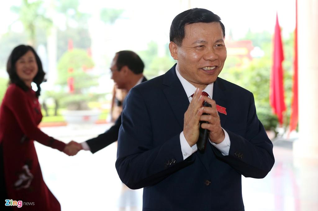 lanh dao ve du dai hoi dang bo Bac Ninh anh 8