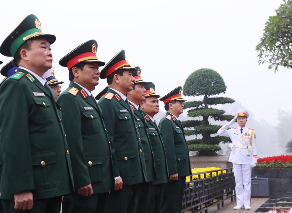 lanh dao Nha nuoc vieng Chu tich Ho Chi Minh anh 6