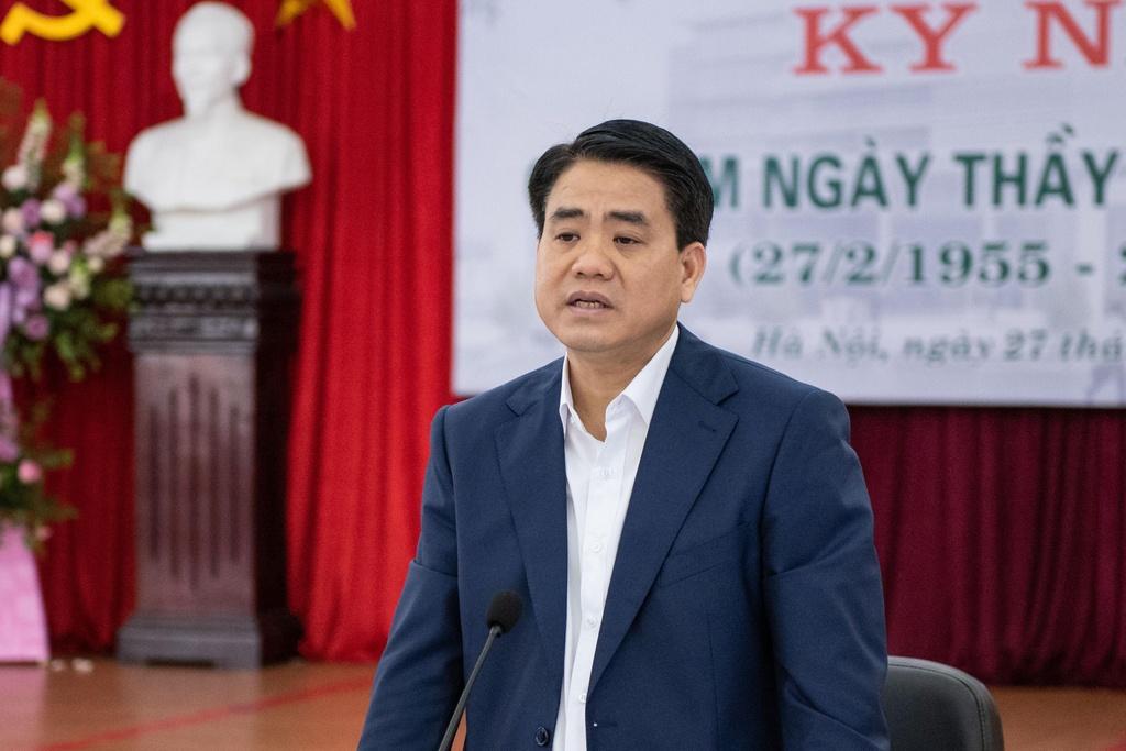 Ông Nguyễn Đức Chung: Hà Nội ở giai đoạn dễ bị tổn thương bởi Covid-19