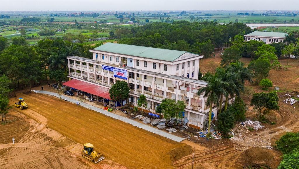 Bệnh viện Bắc Thăng Long làm nơi điều trị Covid-19