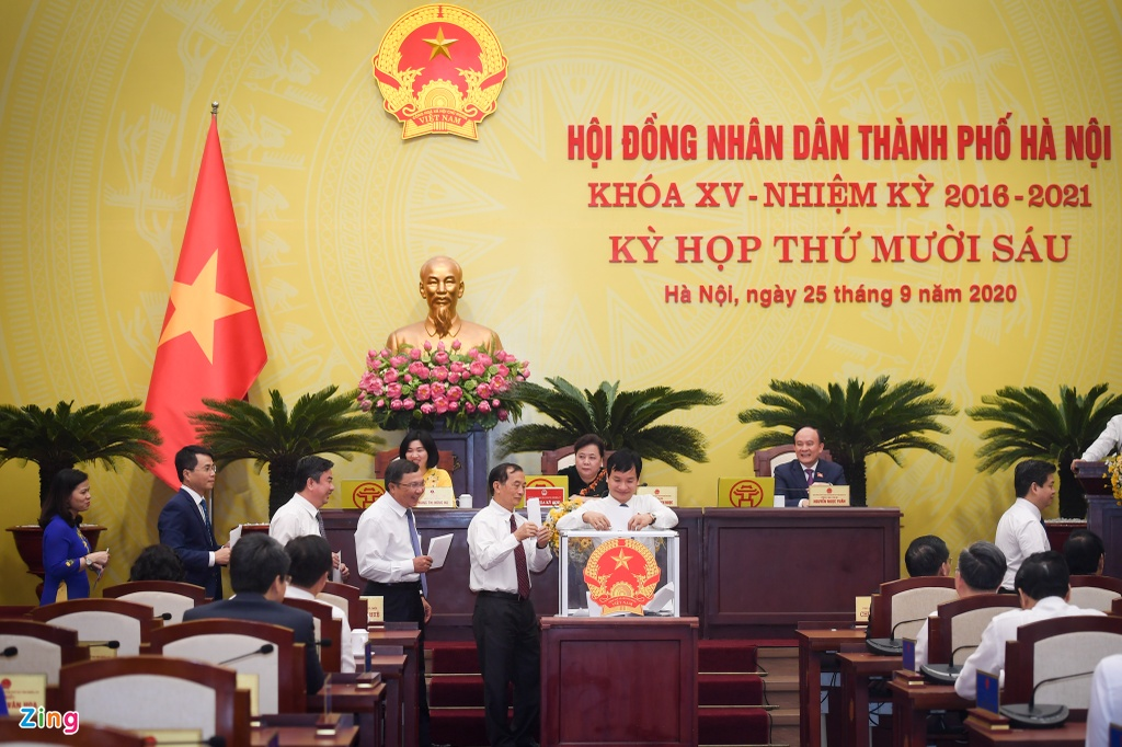 Chu tich UBND Ha Noi Chu Ngoc Anh anh 1