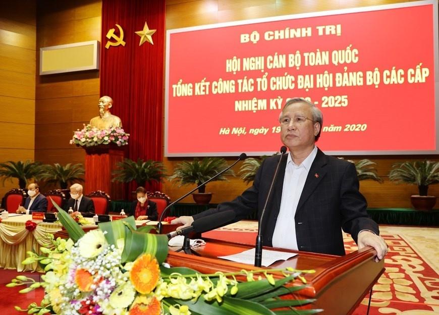 Tong Bi thu Nguyen Phu Trong anh 5