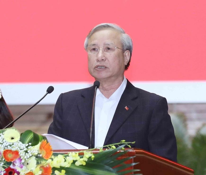 Tong Bi thu Nguyen Phu Trong anh 6