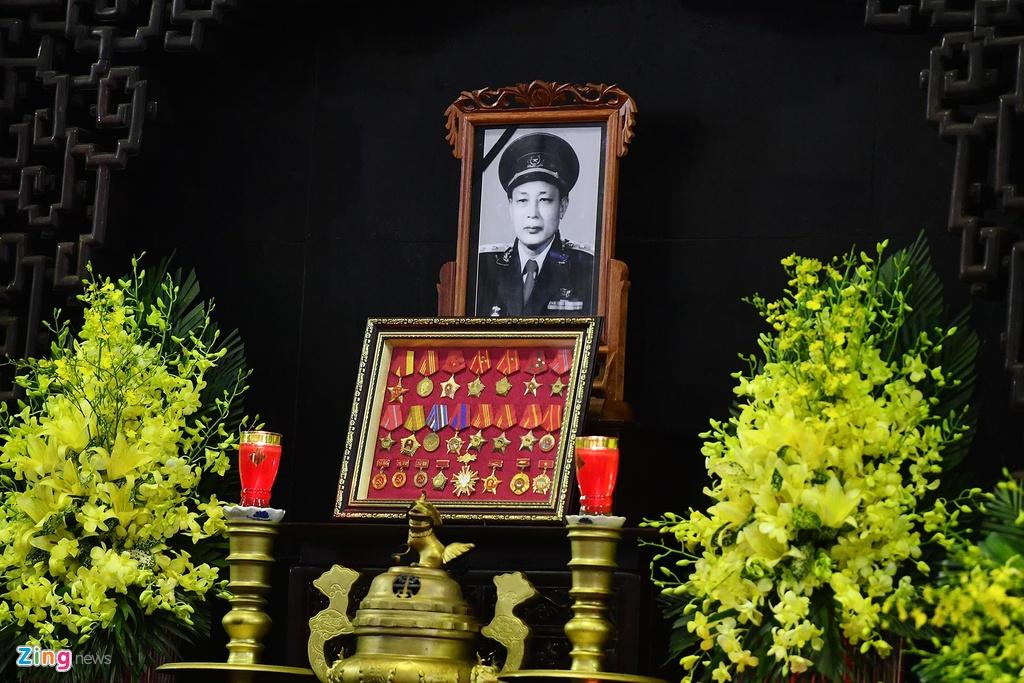 Lanh dao Dang, Nha nuoc tien dua trung tuong Dong Sy Nguyen hinh anh 3