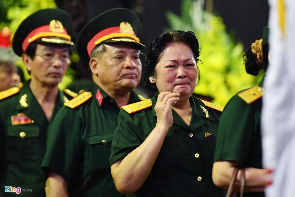 Lanh dao Dang, Nha nuoc tien dua trung tuong Dong Sy Nguyen hinh anh 18
