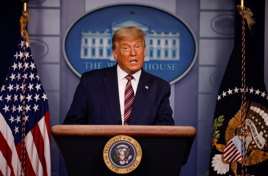 Trump duoc khuyen khong nhan thua anh 2