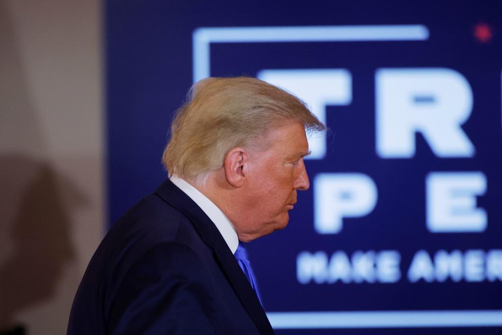 Trump duoc khuyen khong nhan thua anh 4
