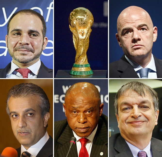 Ngay mai, bau cu FIFA quyet dinh tuong lai bong da the gioi hinh anh 1