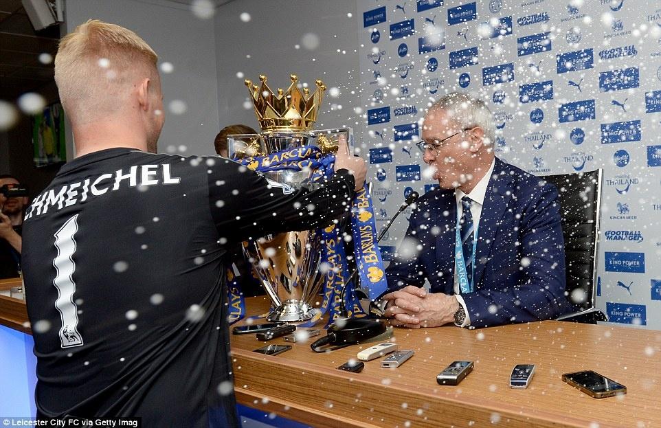Bi hoc tro tam ruou, Ranieri khang dinh minh qua gia hinh anh 1
