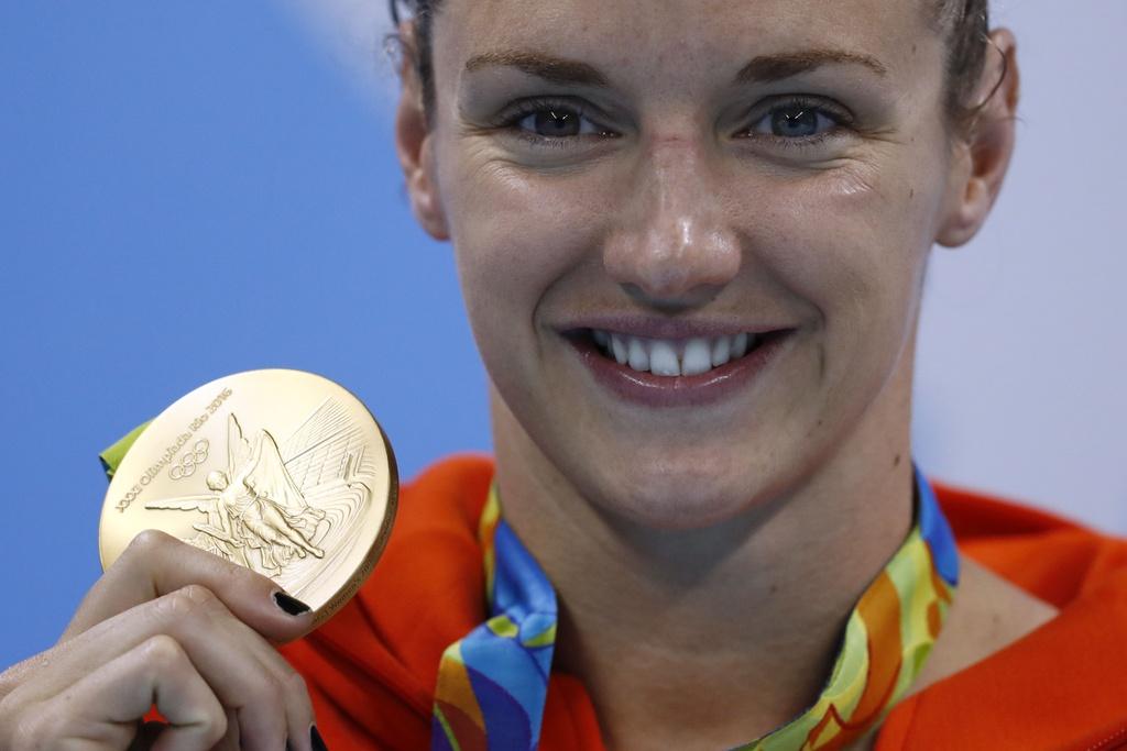 10 VDV doat nhieu huy chuong nhat Olympics 2016 hinh anh 4