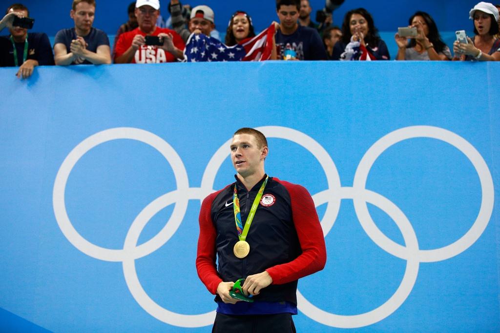10 VDV doat nhieu huy chuong nhat Olympics 2016 hinh anh 7