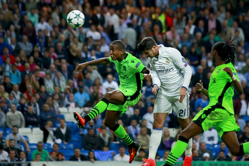 Real Madrid vs Sporting Lisbon anh 12