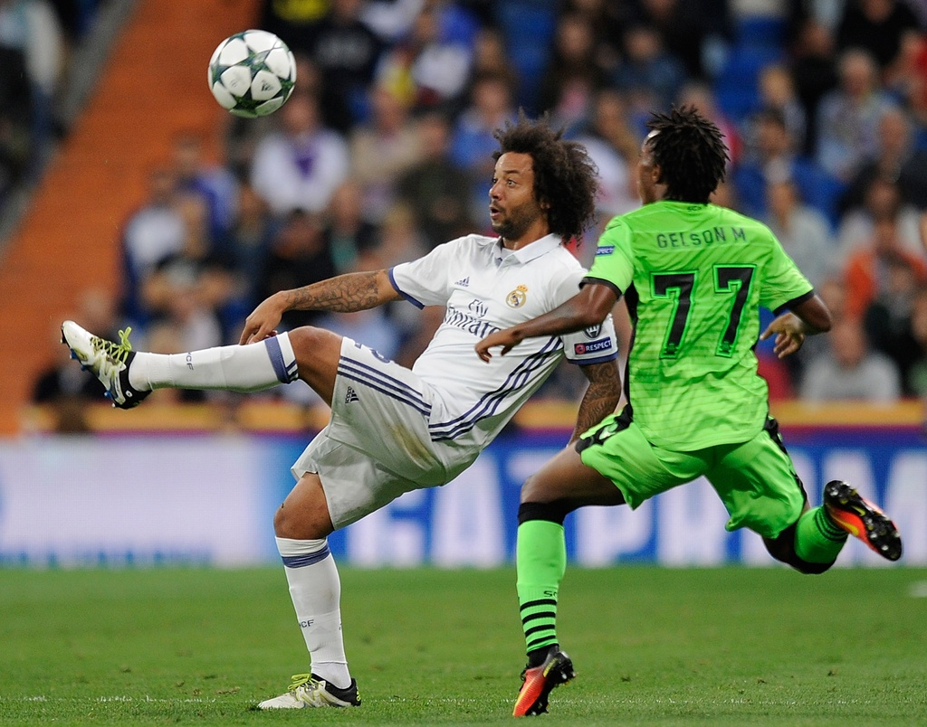 Real Madrid vs Sporting Lisbon anh 3