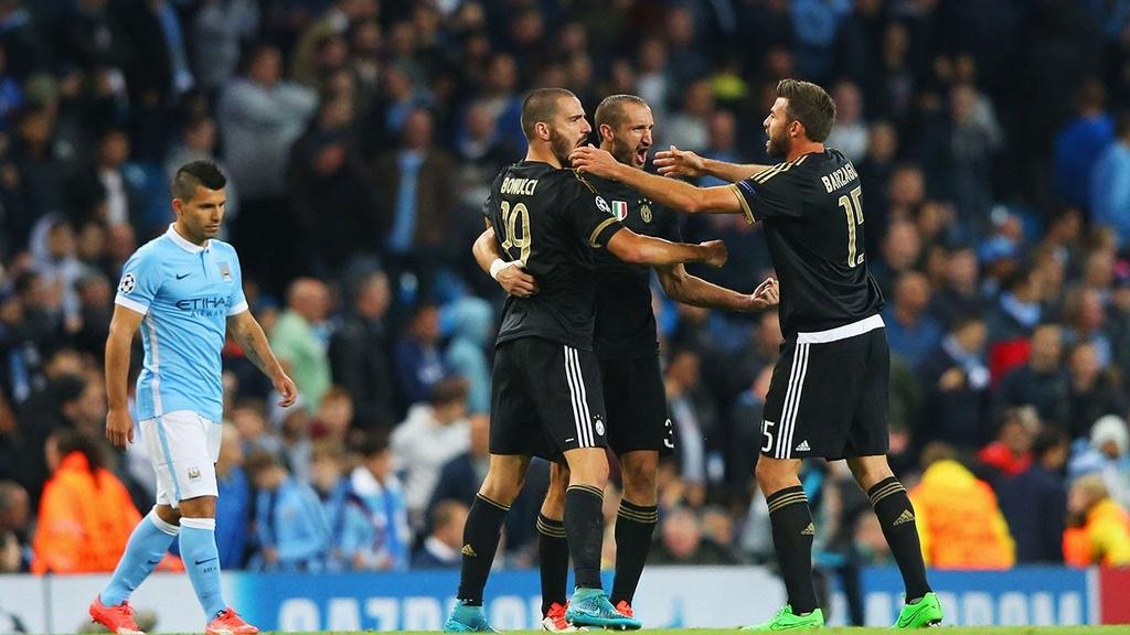 Top 10 doi hot bac Champions League: Real thua Man City hinh anh 9