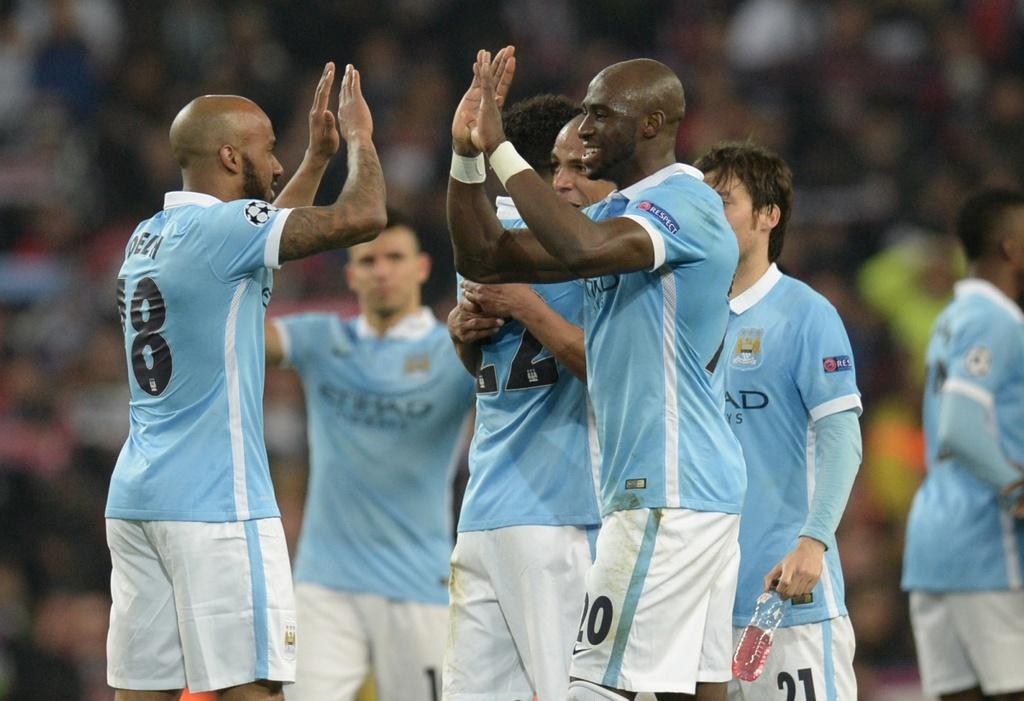 Top 10 doi hot bac Champions League: Real thua Man City hinh anh 11